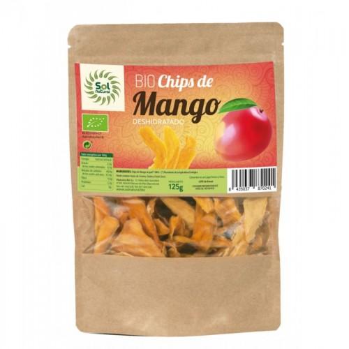 Chips mango SOL NATURAL 125...