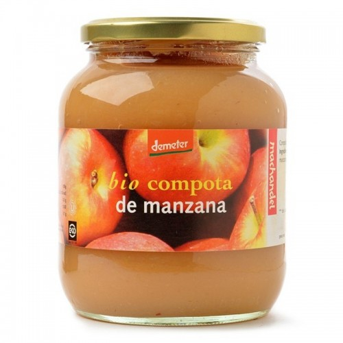 Compota manzana MACHANDEL...