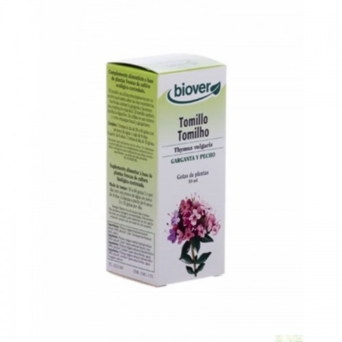 Tomillo BIOVER 50 ml BIO