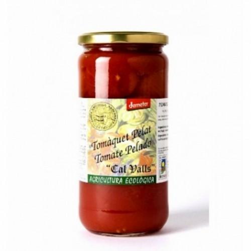 tomate entero pelado cal valls 660 gr eco