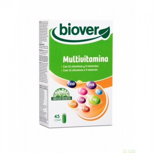 Multivitaminas BIOVER 45...