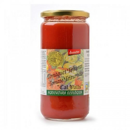 tomate triturado cal valls 670 gr eco