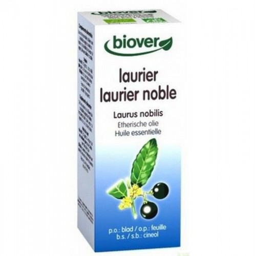Esencia laurel BIOVER 10 ml...