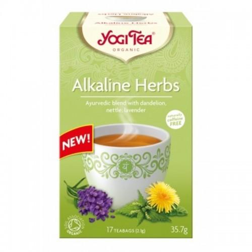 Yogi tea alkaline herbs 17...