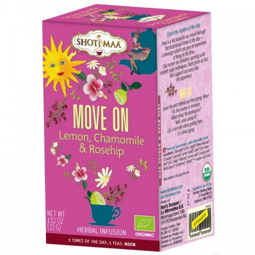 Move on SHOTIMAA 16 bolsas BIO