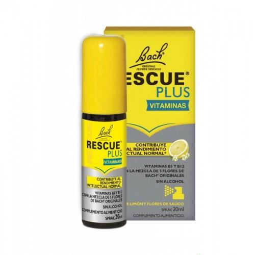 Rescue remedy spray plus...