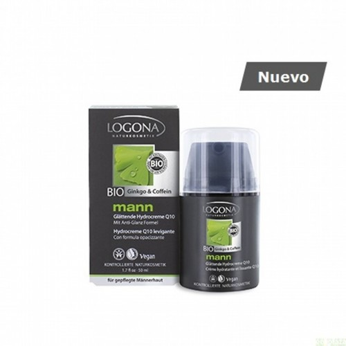 Hydro cream Q10 LOGONA 50 ml