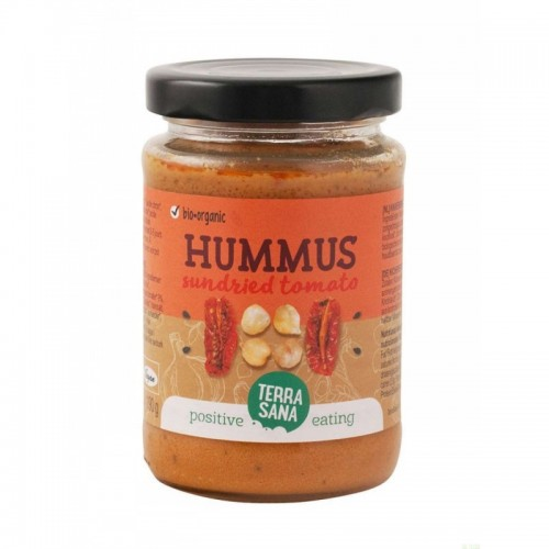 Hummus tomates secos...