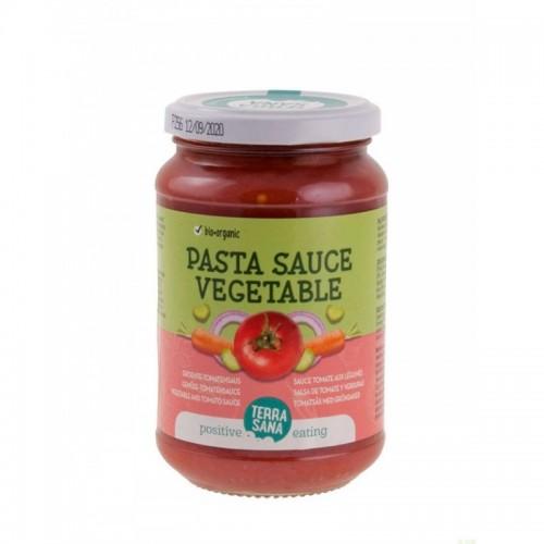 Salsa tomate verduras...
