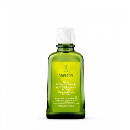 aceite corporal citrus weleda 100 ml