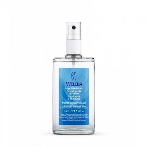desodorante salvia weleda 100 ml