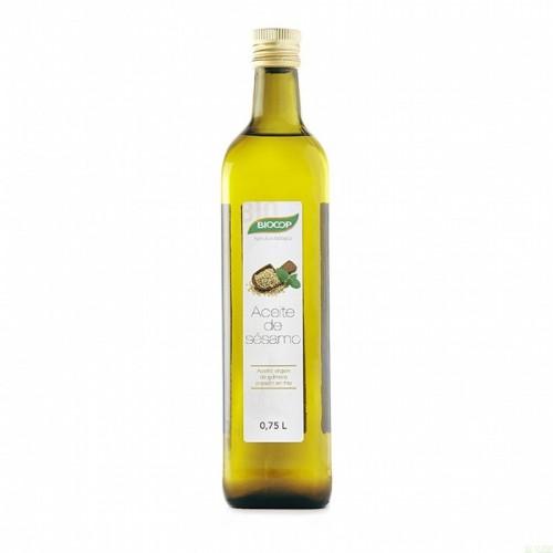 Aceite sesamo BIOCOP 750 ml...