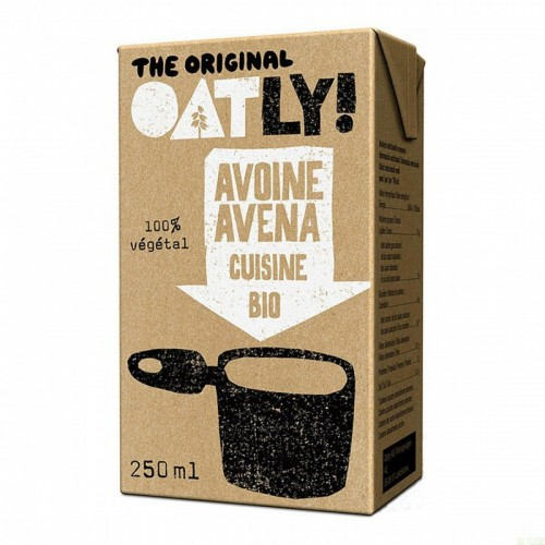 Cuisine avena OATLY 250 ml