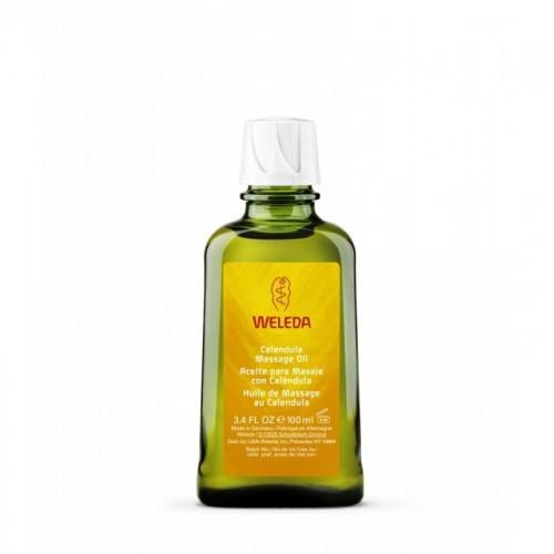 aceite masaje con calendula weleda 100 ml