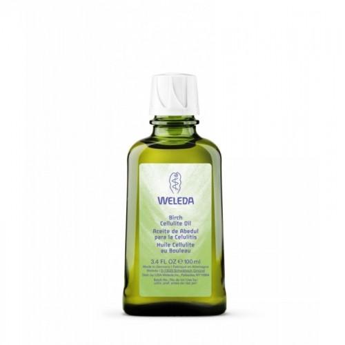 aceite anticelulitico abedul weleda 100 ml