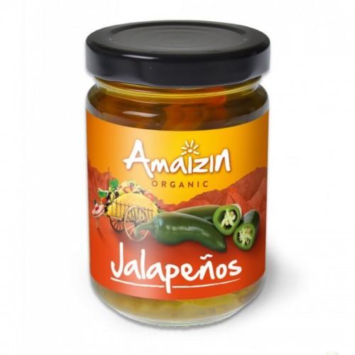 Jalapeños AMAIZIN 150 gr BIO