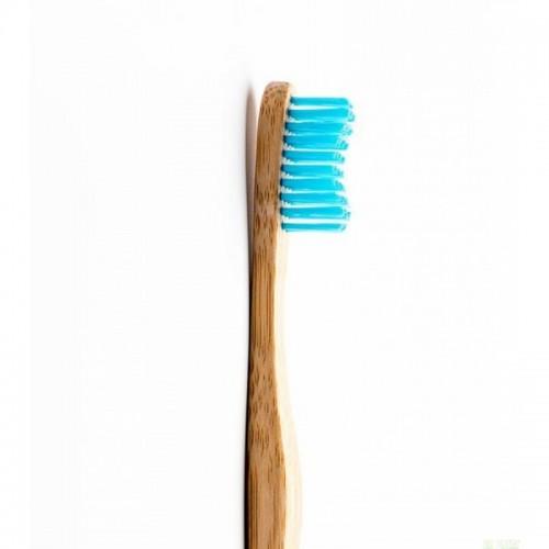 Cepillo bambu adulto azul...