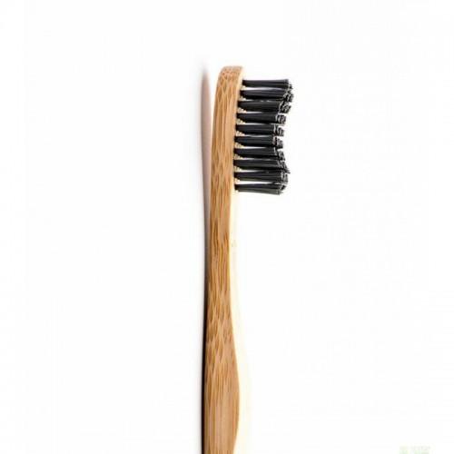 Cepillo bambu adulto negro...