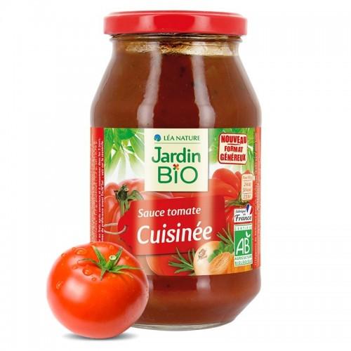 Salsa tomate JARDIN BIO 510 gr
