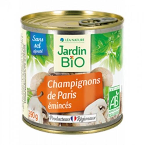 Champiñones JARDIN BIO 390 gr