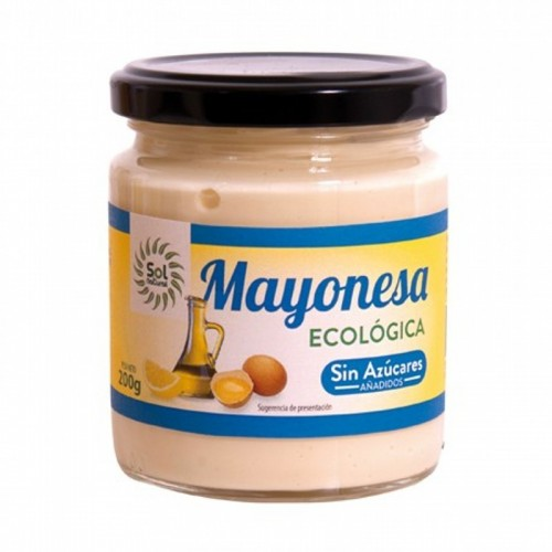 Mayonesa sin gluten SOL...