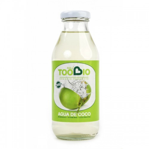 Agua coco TOO BIO 350 ml BIO