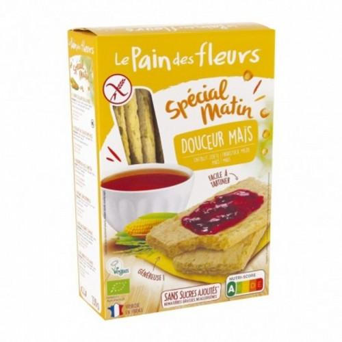 Tostada maiz PAN FLORES 230...