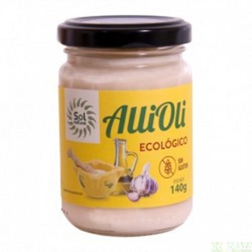 Allioli SOL NATURAL 140 gr BIO