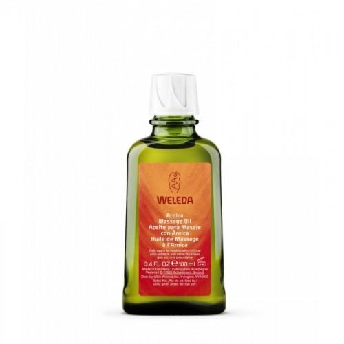 aceite masaje con arnica weleda 100 ml