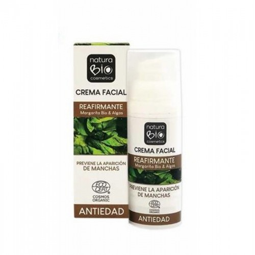 Crema facial reafirmante...