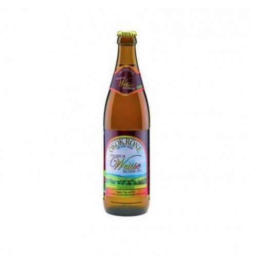 Cerveza blanca OKO KRONE...