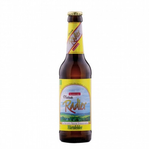 Cerveza radler sin alcohol...