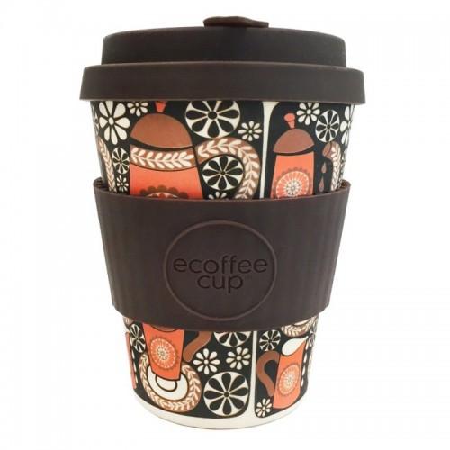 Vaso de bambu morning cofee...