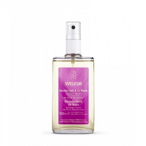 desodorante de rosa weleda 100 ml