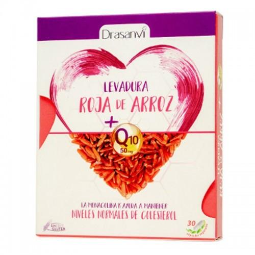 Levadura roja arroz Q10...