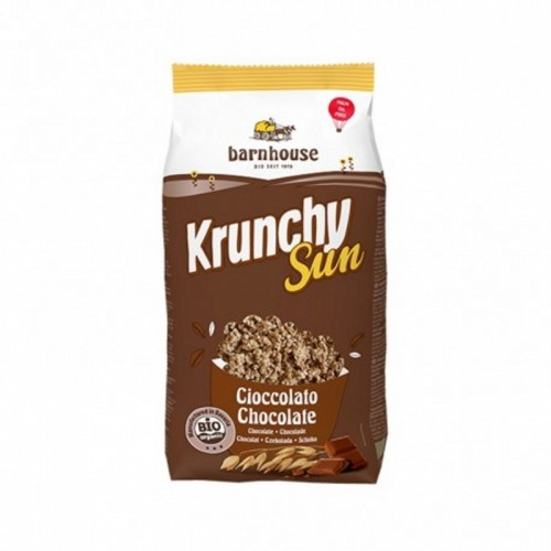 Krunchy Sun chocolate...