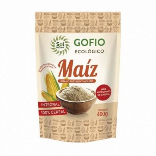 Gofio maiz integral SOL...
