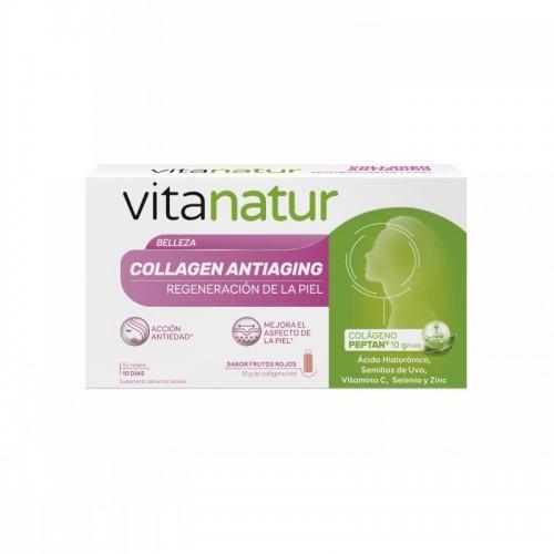 Antiging VITANATUR 10 viales