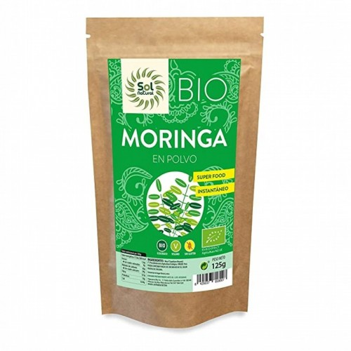 Moringa SOL NATURAL 125 gr BIO
