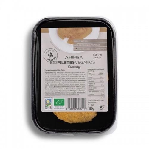 Filete crunchy AHIMSA 180...