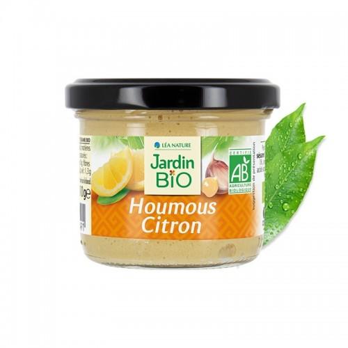 Hummus limon JARDIN BIO 110 gr