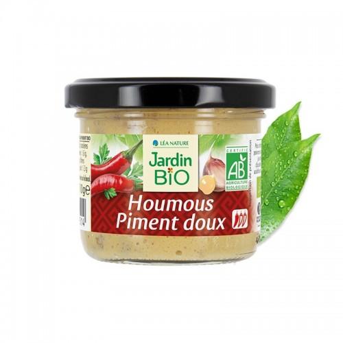Hummus pimiento dulce...
