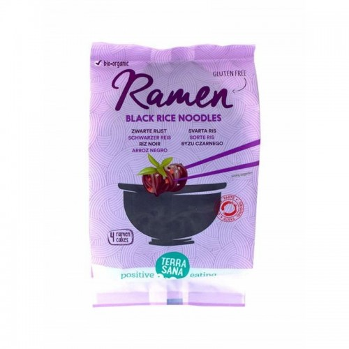 Fideos ramen arroz negro...