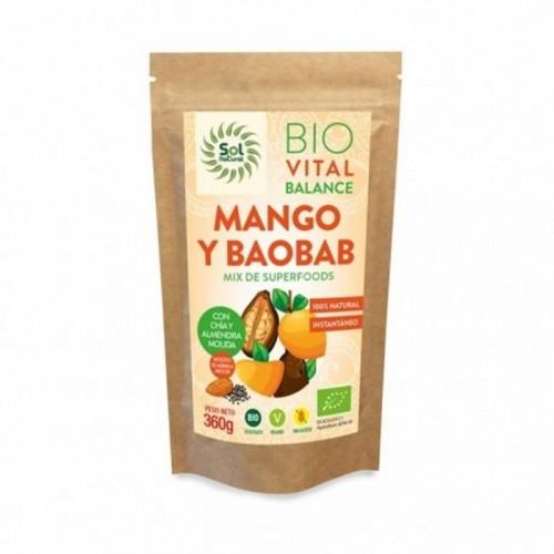 Vital balance mango baobab...