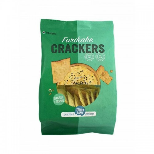Crackers furikake TERRASANA...