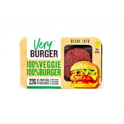 Hamburguesa VERY BURGUER...