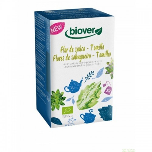 Infusion tomillo BIOVER 20...
