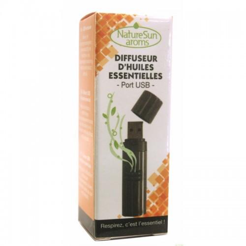 Difusor USB gris NATURESUN