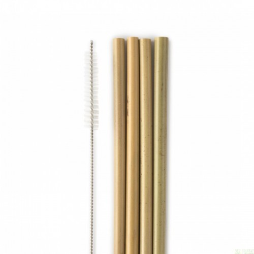 Pajita bambu HUMBLE BRUSH
