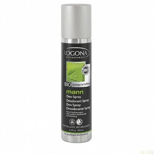 Desodorante spray LOGONA...
